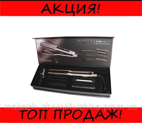 Плойка-утюжок Rozia HR 730 4в1