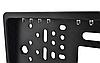 Камера заднего вида рамка 16LED Black с подсветкой номера, фото 3