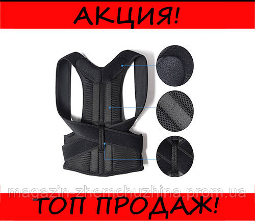 Корректор осанки Back Support Belt
