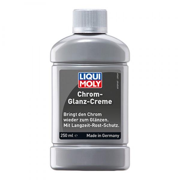 Поліроль для хрому - Chrom-Glanz-Creme 0.25 л.