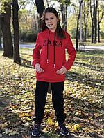 Теплый спортивный костюм для девочек, фото 1