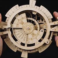 Деревянный 3D конструктор Robotime LK201 Вечный календарь, фото 5