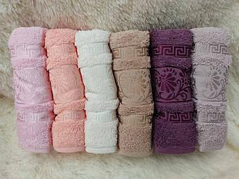 Махровое банное полотенце Турция, фото 2