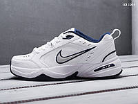 Мужские кроссовки Nike Air Monarch IV (белые) KS 1204