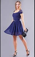 Женское гипюровое платье Poliit 8954, фото 1