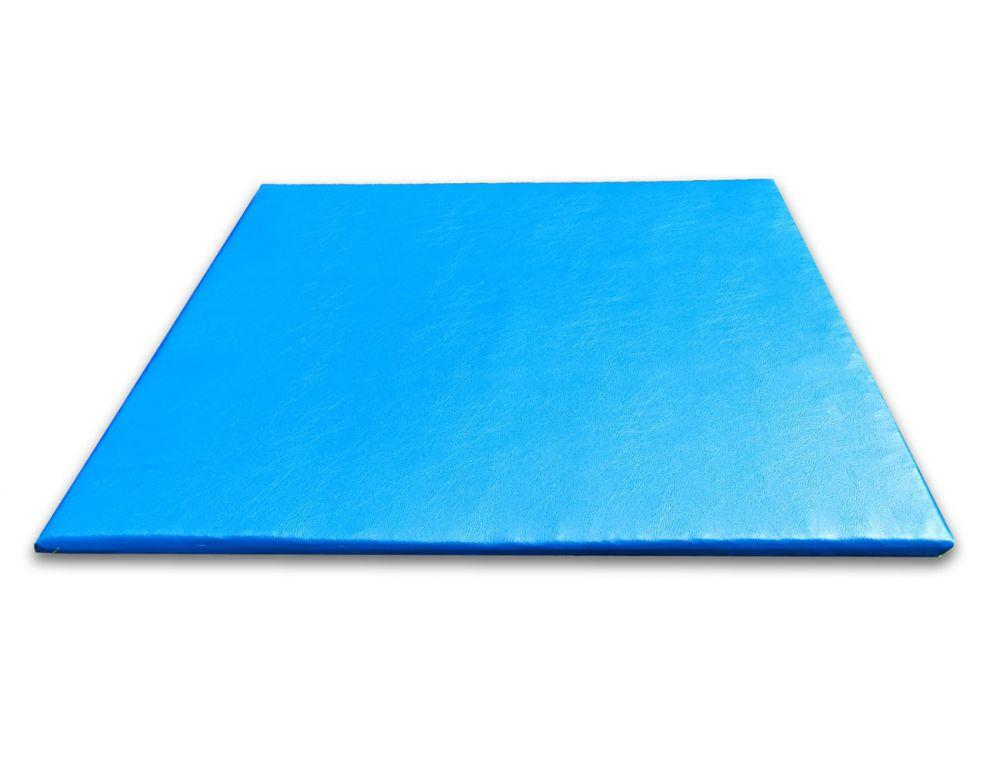 Мат изолон Sport размер 2,0 х 1,0 (м) YDAgroup (синий)