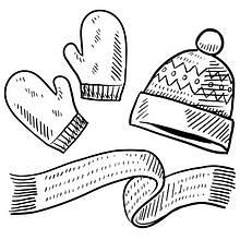 Шапки, шарфы, снуды, хомуты