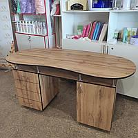 Маникюрный стол Сакура Белый