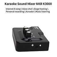 Міні-мікшер зовнішня звукова карта SSP K3000, фото 1