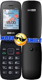 Телефон Maxcom MM817 Black Гарантія 12 місяців
