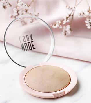 Пудра для обличчя Golden Rose Nude Look Sheer Baked Powder