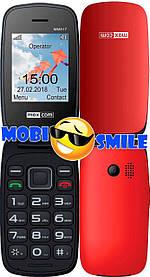 Телефон Maxcom MM817 Red Гарантія 12 місяців