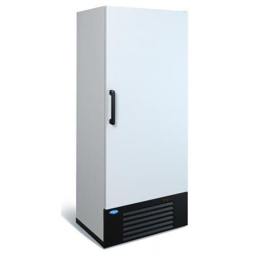 Шафа холодильна з глухими дверима