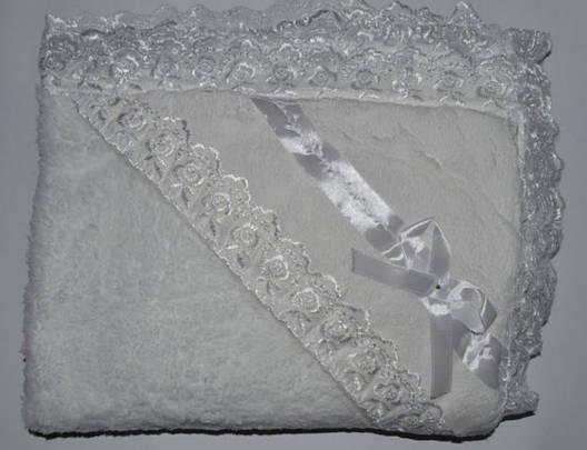 Махрова крижма белая, фото 2
