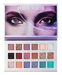 Тени Beauty Glazed Mysterious dupe Huda Mercury Retrograde
