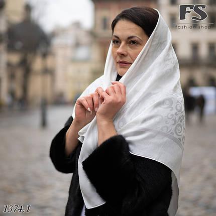 Женский свадебный платок Арника, фото 2