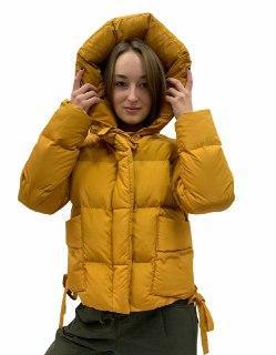 Женская зимняя куртка Passaro ( yellow)