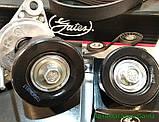 Ремень ролик натяжитель Шевроле Эпика 2.0 Gates, фото 3