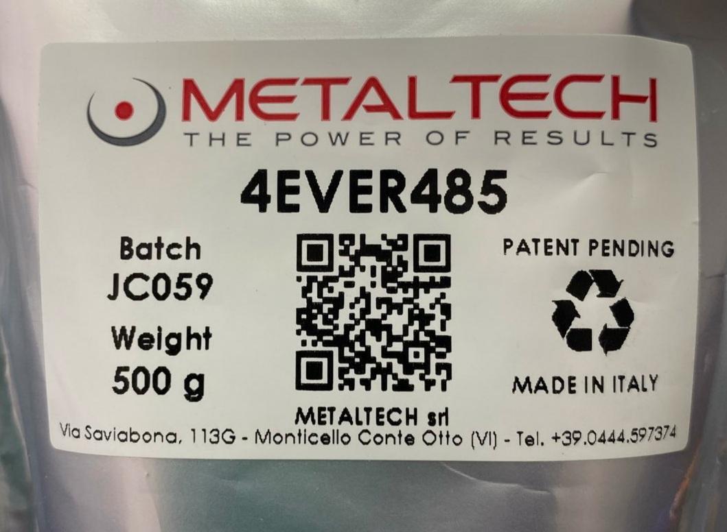 Универсальная лигатура для серебра 4EVER485