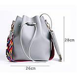 Женские сумки мешочки, фото 6