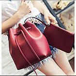 Женские сумки мешочки, фото 10
