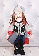 Мягкая игрушка Тор, плюшевая игрушка Тор Марвел, Thor, игрушки Marvel, фото 1
