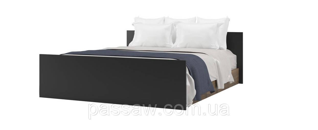 Кровать с ортопедическим каркасом  Лотос 1,6