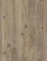 Вінілова замкова плитка Quick Step LIVYN BACL40026 Дуб котедж коричнево-сірий