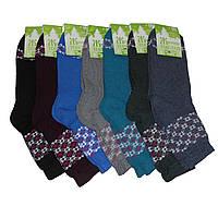 Женские махровые носки Топ-Тап - 13,25 грн./пара (ромбики), фото 1