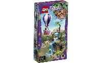 Конструктор LEGO Спасение тигра из джунглей на воздушном шаре 302 деталей (41423)