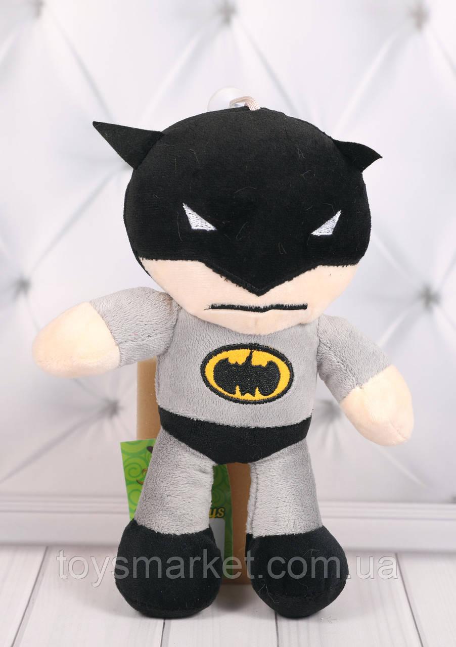 Мягкая игрушка Бэтмен, Batman, плюшевая игрушка Бэтмен, 25 см.