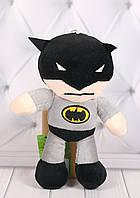 Мягкая игрушка Бэтмен, Batman, плюшевая игрушка Бэтмен, 25 см., фото 1