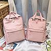 Сумка-рюкзак з нейлону, фото 4