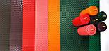 Набор для творчества 10 шт (изготовления катанных свечей) цветная вощина (10 цветов) размер листа 20 на 26 см, фото 3