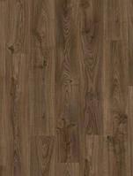 Виниловая замковая плитка Quick Step LIVYN BACP40027  Дуб коттедж темно-коричневый, фото 1