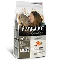 Сухой корм для собак всех пород с индейкой и клюквой Pronature Holistic (Пронатюр Холистик) (2.72 кг.)