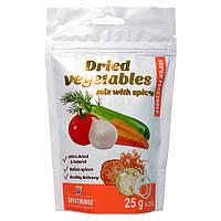 Микс сушеных овощей со специями Dried Vegetables Mix With Spices, 25 г