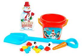 Набор для снеговика Технок