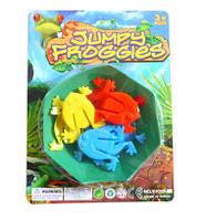 Настольная игра Пригающие жабки
