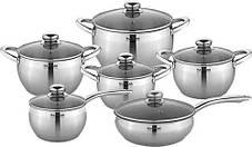 Набор посуды MAXMARK MK-APP7512A