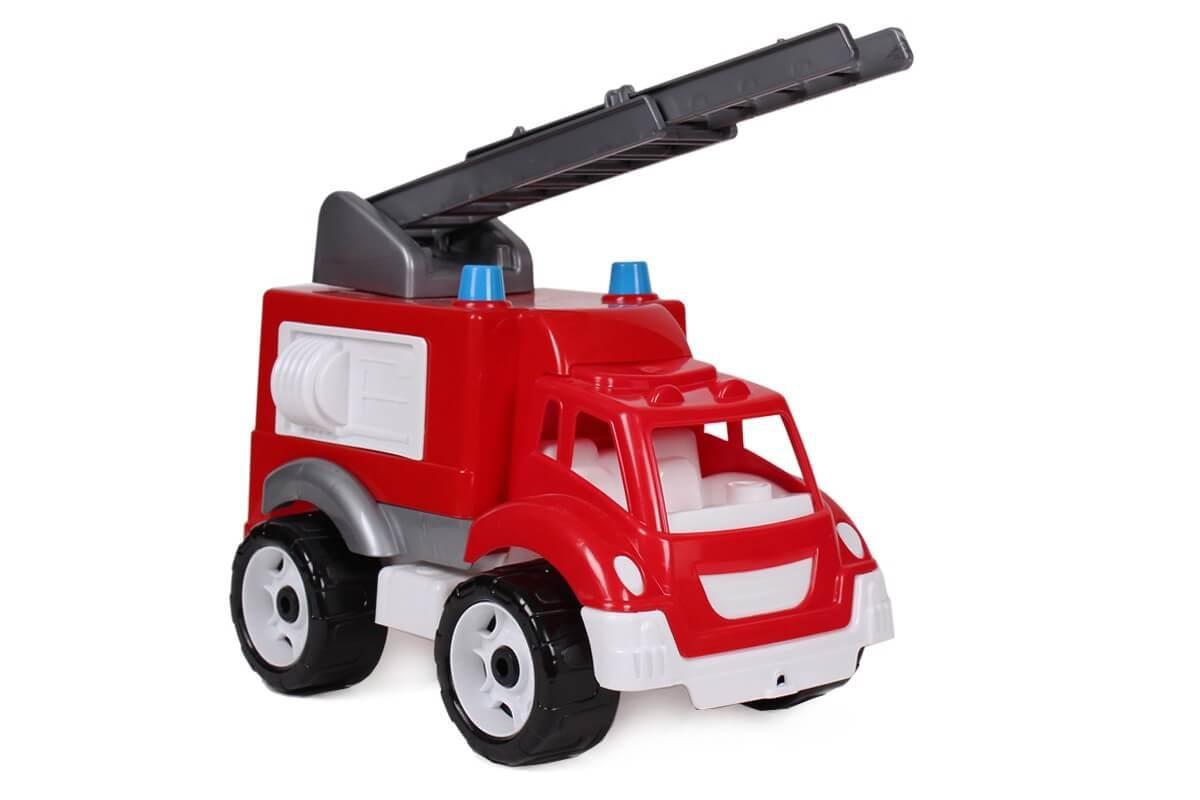 *Транспортна іграшка Пожежна машина