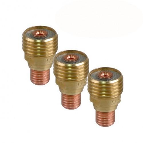 Корпус цанги   с газовой линзой    WE-D 2,4 мм - для ABITIG®GRIP/SRT 9, SRT 9V, ABITIG®/SRT 20