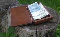 """Счетница дерево """"книжка"""" коричневая"""