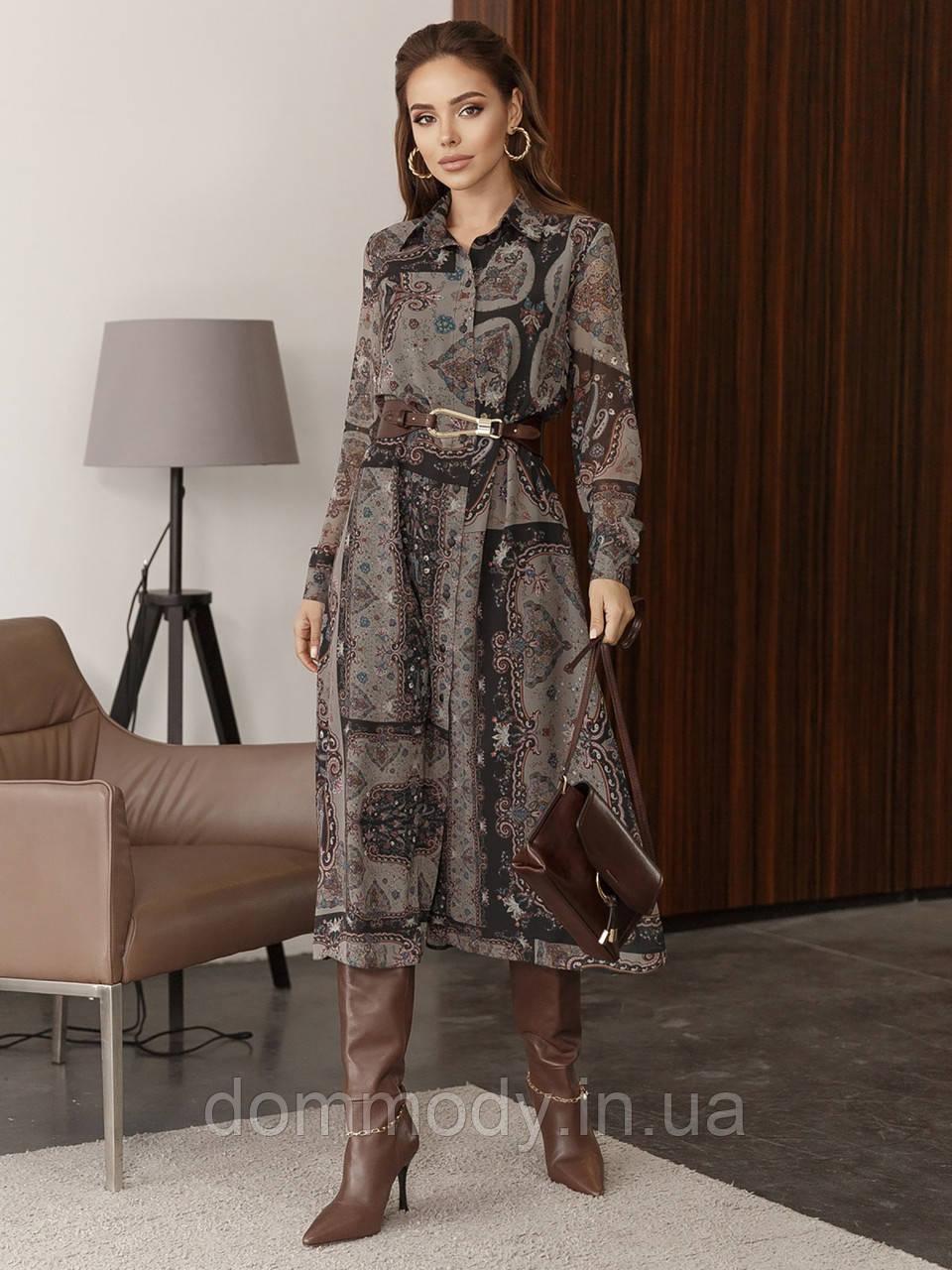 Платье женское Lady chiffon