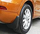 Брызговики MGC AUDI Q3 Европа 2011-2018 г.в. комплект 4 шт 8U0075111, 8U0075101, фото 9