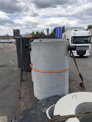 15 л/с, Железобетонный коалесцентный сепаратор нефтепродуктов, фото 2