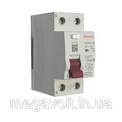 УЗО 2P 25A 30mA 230-400V IP20