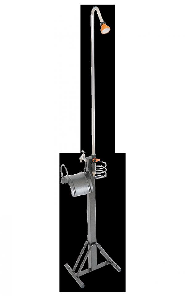 Котушка для шлангу зелена (45 м, 1/2) Presto-PS