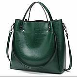 Женская сумка лаконичная, фото 2