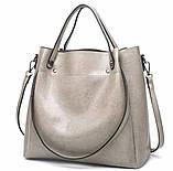 Женская сумка лаконичная, фото 3